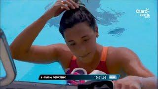 Delfina Pignatiello 1500 libre Barcelona 2019
