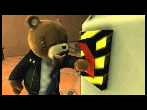 Naughty Bear Panic in Paradise Chubby Official Gameplay Trailer