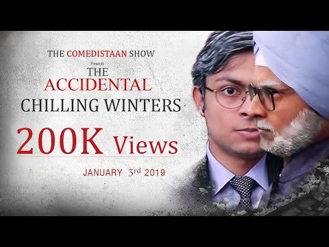 The Accidental Prime Minister   Trailer Spoof   The Accidental Chilling Winters