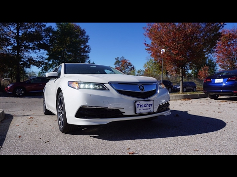 2017 Acura TLX V6 Tech SH-AWD (9AT) | Review