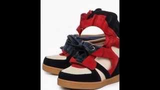 Как выбрать и как носить кроссовки на каблуке?