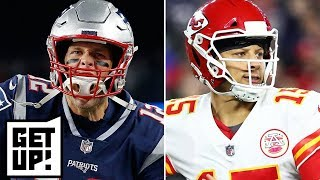 Patriots vs. Chiefs lives up to the hype, Tom Brady underappreciated? | Get Up!