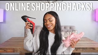 5 Online Shopping Hacks + My Favorite Places to Shop! ▸ VICKYLOGAN