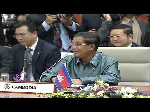24, 25 April 2013 Hun Sen, Prime Minister in Brunei  TVK