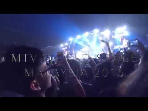 MTV WORLD STAGE MALAYSIA 2015 - Full Concert