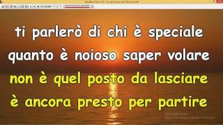 Lo sai da qui - Negramaro karaoke+lyrics (by Tituccio) Ascoli Satriano (Fg)