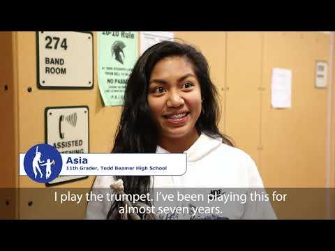 FWPS Music Education Highlights: Todd Beamer High School