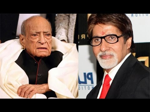 Big B Helped Out AK Hangal Financially- Ila Arun