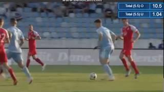 Slovan Bratislava  - Milsami Orhei 5-0 All Goals