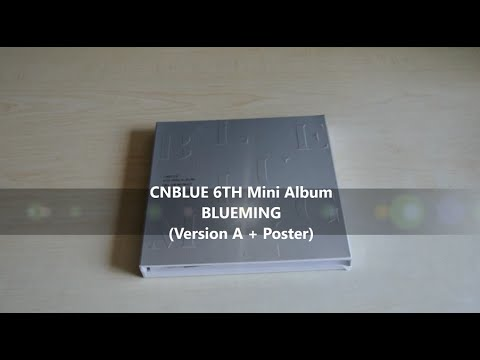 [VERSION B] 씨엔블루 - CNBLUE BLUEMING UNBOXING!!