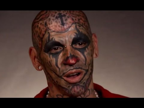 Face Tattos - The Most Ugly, Stupid and Scary - My Top 10 ...