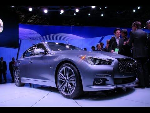 2014 Infiniti Q50 | 2013 Detroit Auto Show | Edmunds.com