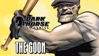 Gothy Vampires, Werewolves, and Demons - Dark Horse Comics: The Goon