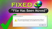 How to fix idm error cannot transfer download - YouTube