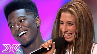 Download X Factor Auditions That Made Judges Do A DOUBLE TAKE! | X Factor Global