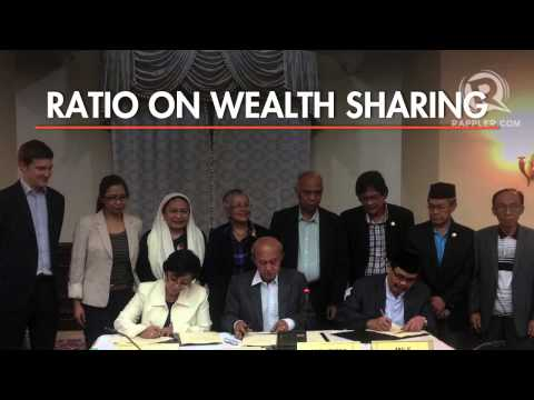 Bangsamoro gets 75% of taxes, resources