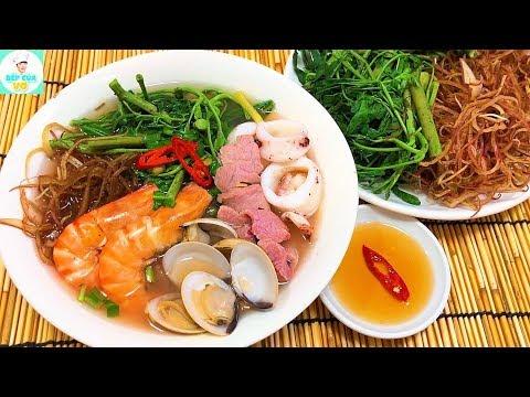 BÚN THÁI | Cách nấu bún thái đơn giản thơm ngon tại nhà | Bếp Của Vợ