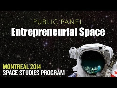 Panel - Entrepreneurial Space