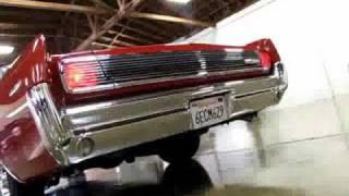 1963 Pontiac Grand Prix Engine Rev