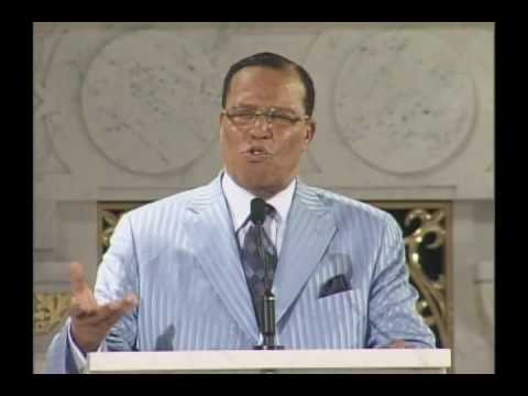 Minister Farrakhan Talks About The War In Afghanistan