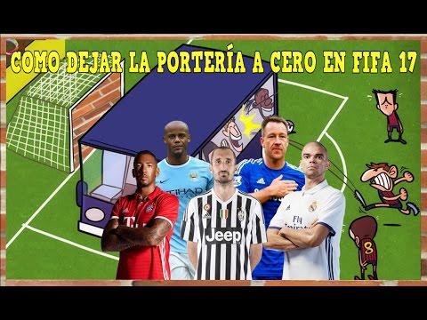 FIFA 17. TRUCO PARA QUE NO TE METAN GOL EN FIFA!!!!! |señor fifero