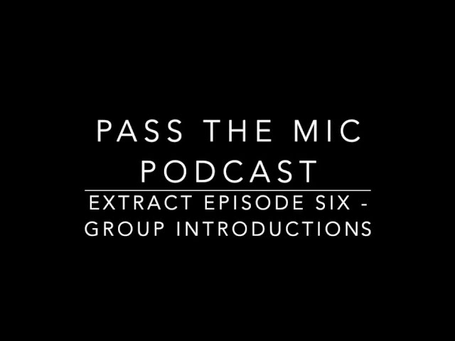 Ethics - Short bites. Episode #6: Introduction of the group.