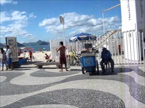 Copacabana - Rio de Janeiro - Brasil