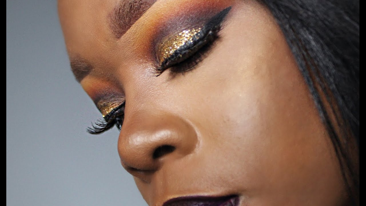 How To Apply False Eyelashes For Beginners Featuring Mac Eyelashes