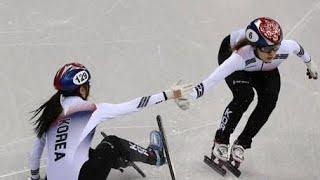 (Olympics) S. Korea's female short trackers say they have no regrets