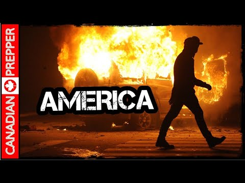 America Is Burning: BE READY