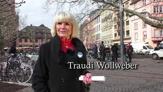 BI Gutenberg-Museum / Bibelturm / Statement Frau T. Wollweber