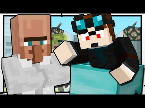 Thumbnail: Minecraft | THEDIAMONDMINECART IMPOSTERS!! | Custom Mod Adventure