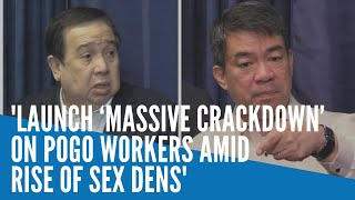 Pimentel Wants 'massive Crackdown' On Pogo Workers Amid Rise Of Sex Dens