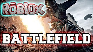 BATTLEFIELD on ROBLOX! 100% FREE !!! - A4Sniper gameplay in Spanish in 2018