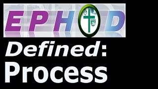 EPHOD 04 Process