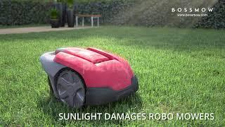 BOSSMOW Robot Mower Cover