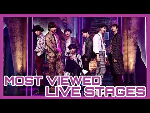 [TOP 20] Most Viewed KPOP Live Stages (JULY 2018)
