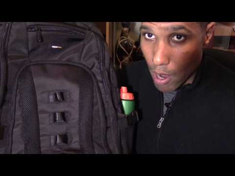 AmazonBasics Adventure Pack laptop backpack Review
