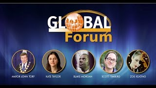 2015 Global Forum at Canadian Music Week