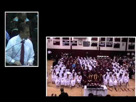 Verona High School Graduation 2011 - Full Ceremony