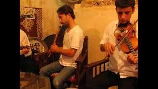 MARDIN Geceleri Gurubu / Ensemble les Nuit des Mardin. Ensemble night of the Mardin.