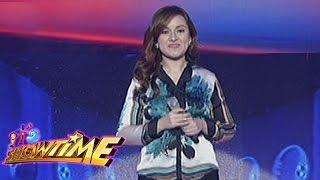 """It's Showtime Singing Mo To: Lilet sings """"Kaibigan Lang Pala"""""""