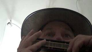 Chromatic harmonica for beginners pt. 3