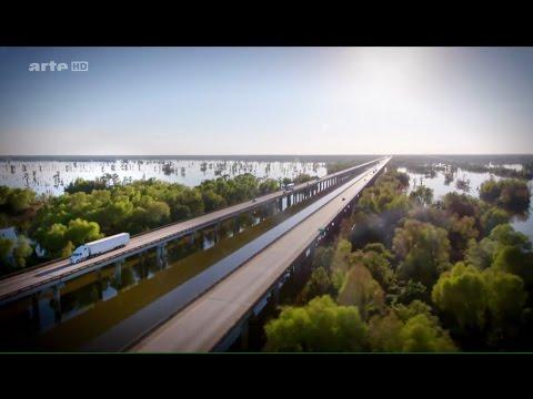 En Louisiane, le long du fleuve Mississippi
