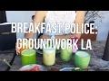 BREAKFAST POLICE: Brazil Nut Milk & Dragonfruit Horchata At Bardonna