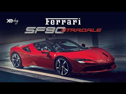 Siêu xe Ferrari SF90 Stradale 1000 mã lực chuẩn bị về Việt Nam | Xe Vlog