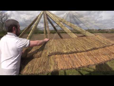 Thatch tiles how to