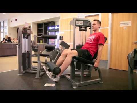 20 Minute Fit Fix Circuit: Machine #2 - Leg Extension Machine