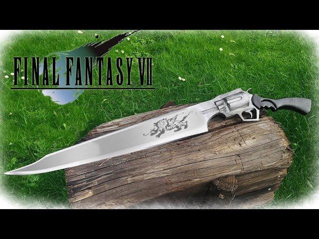 Casting Gunblade - Final Fantasy - Gun And Blade?
