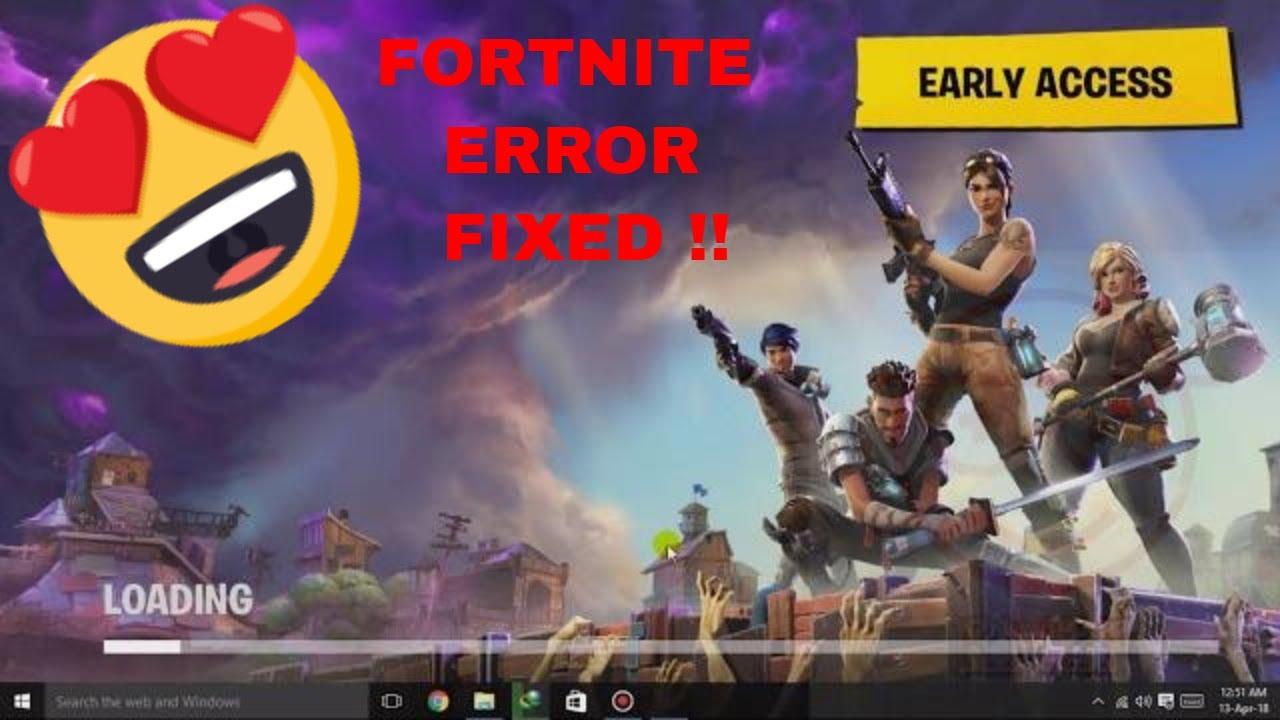 epic games i fortnite error fixed fortnite error code as 1041 fixed - code erreur as 1041 fortnite